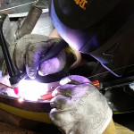 Aircraft Welding Services Inlet