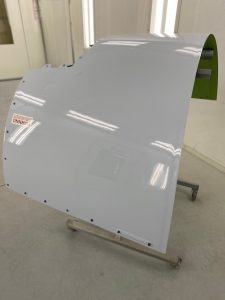 Challenger 604 / 604 Lower Nose Cowl 228-50081-141 228-50081-825 228-50081-142 228-50081-826